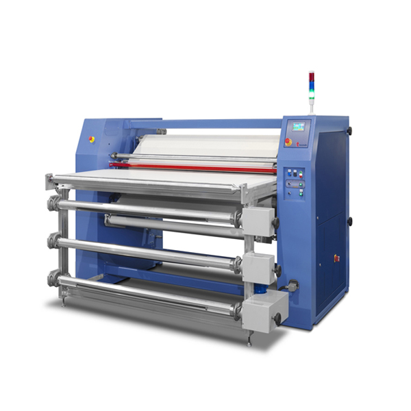 calenders sublimation by transmatic dye fixation machines