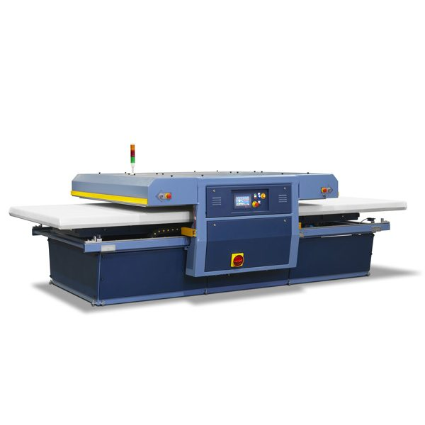 Flat Sublimation Presses By Transmatic Dye Fixation Machines
